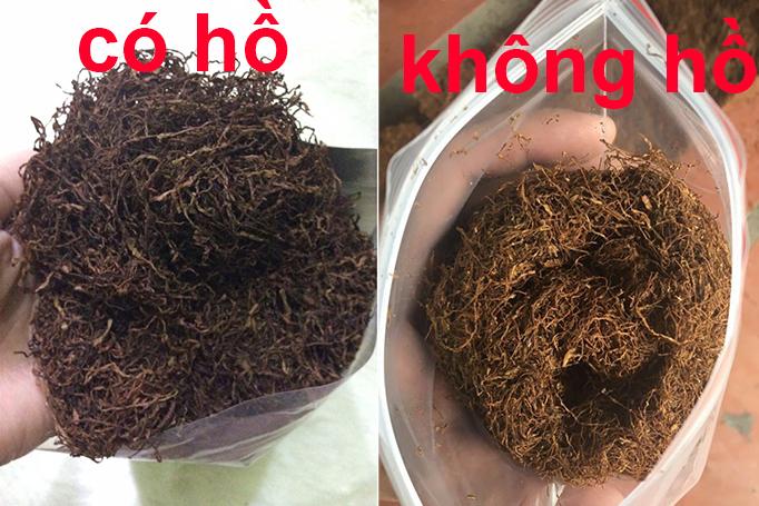 Cách phân biệt thuốc lào ngon tại Thanh Hóa.