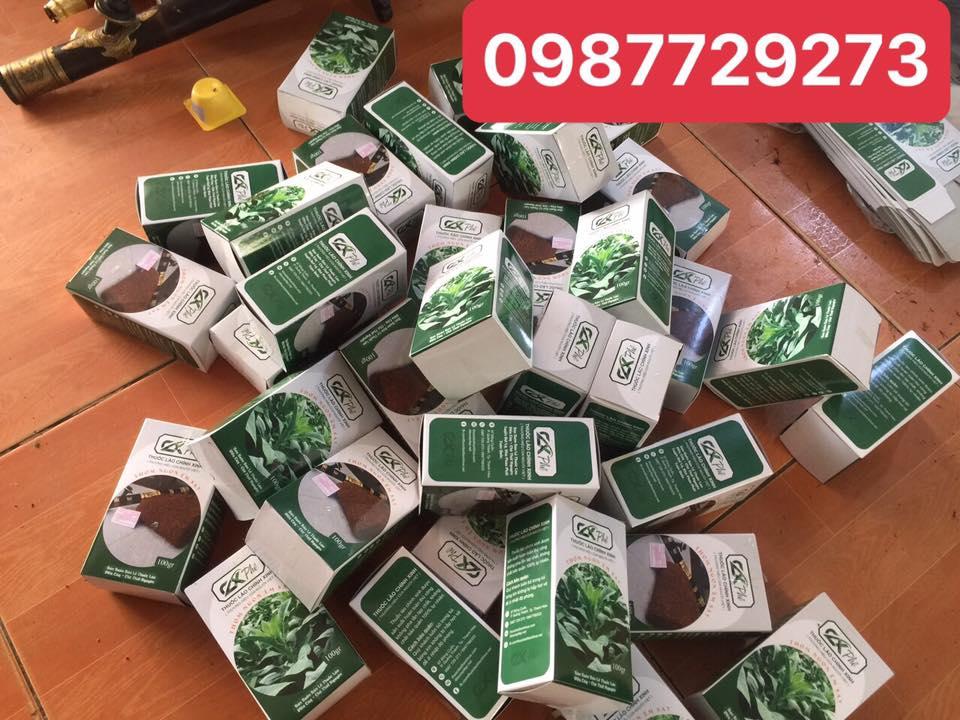 Một số loại thuốc lào Thanh Hóa bán tại Chính Xinh.